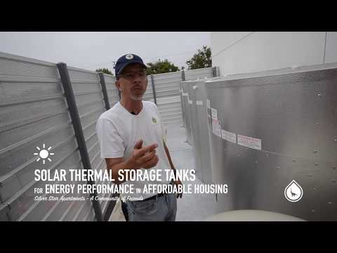 #26 Solar Thermal Storage Tanks