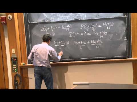 20. Multiparticle States and Tensor Products (continued) and Angular Momentum