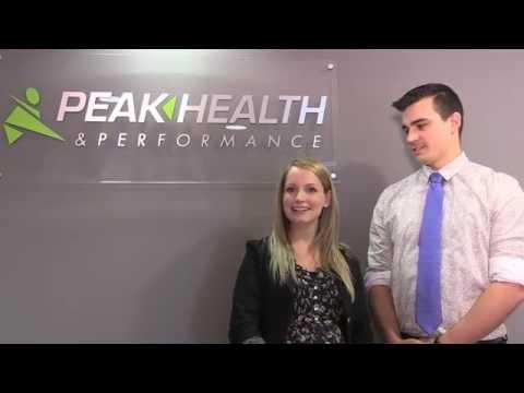 Peak Health & Performance | Calgary Chiropractic Clinic Tour