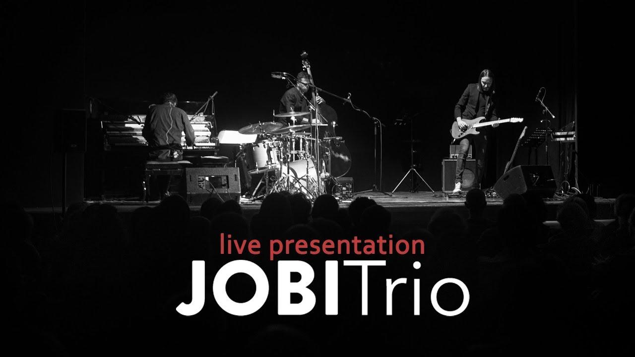 JOBI Trio live presentation