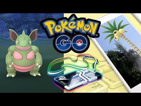 Neue EX-Raids, Shiny-Nidoqueen in der Wildnis, AR+ auf Android   Pokémon GO Deutsch #752