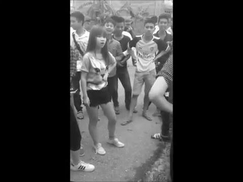 nu sinh danh nhau moi nhat 2016 phan 2- new fight schoolgirl 2016 part 2