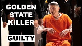 Golden State Killer Joseph Deangelo Pleads Guilty To Killings Across California
