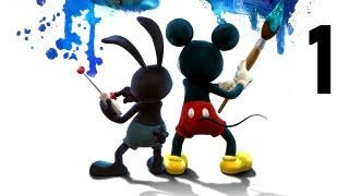Epic Mickey 2: The Power of Two - Walkthrough Part 1