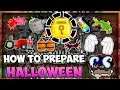 How To Prepare For Halloween l Growtopia
