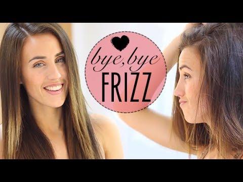 Como peinar mi cabello corto con frizz