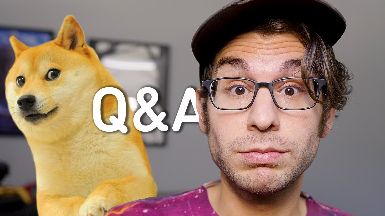 Why I Invested in Dogecoin | Q&A