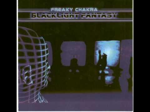 Freaky Chakra - Blacklight Fantasy