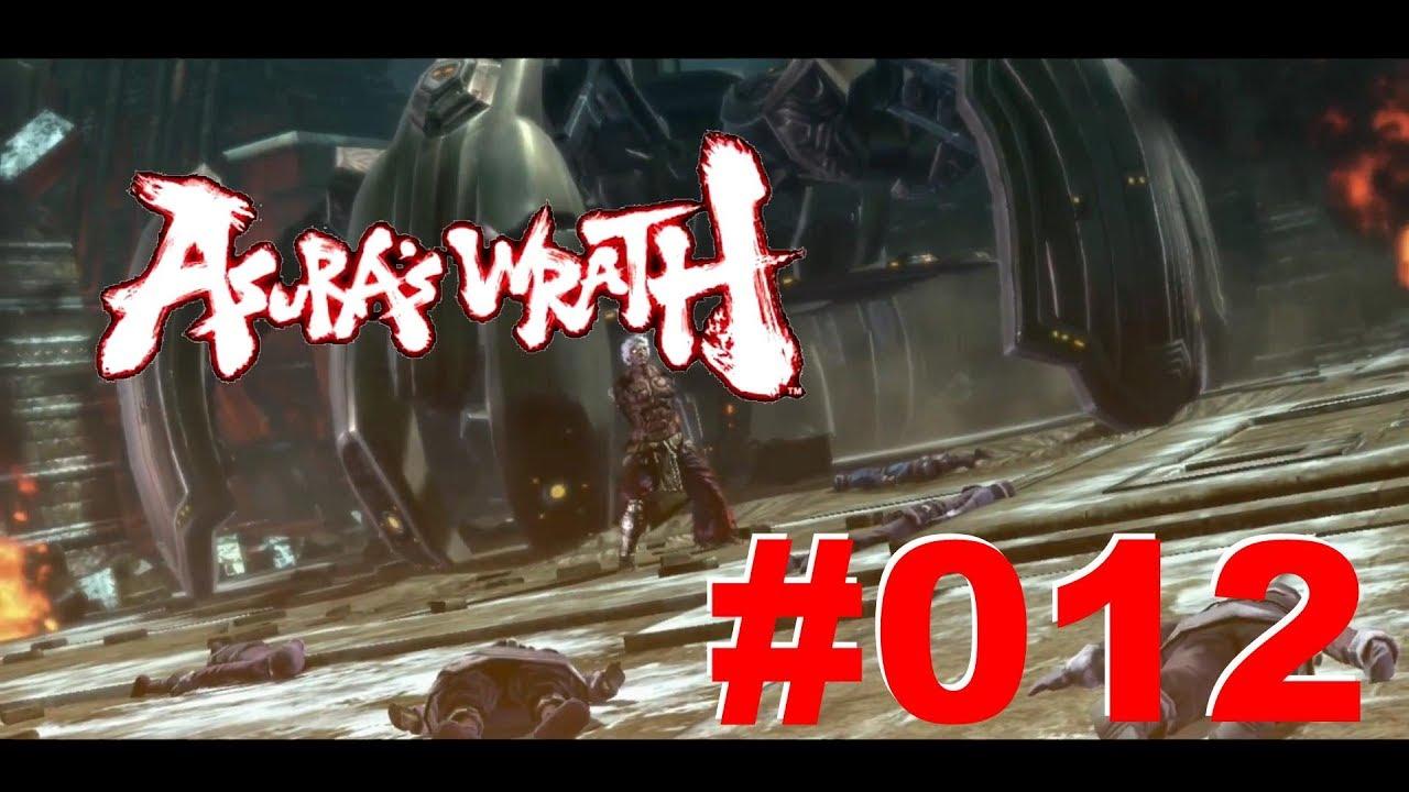 #012   Lets Play Asura's Wrath   German   Deutsch