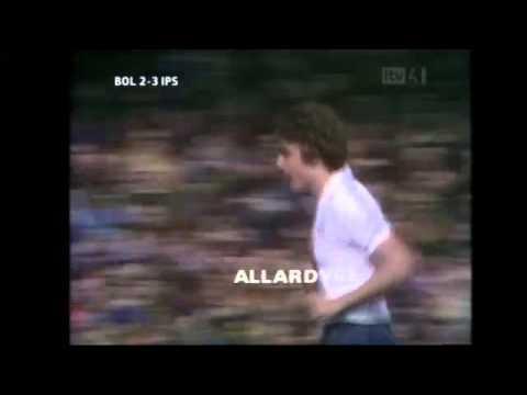 Sam Allardyce scores bullet header