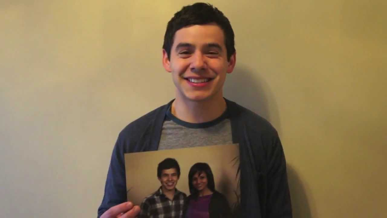 Image result for david archuleta happy mothers day