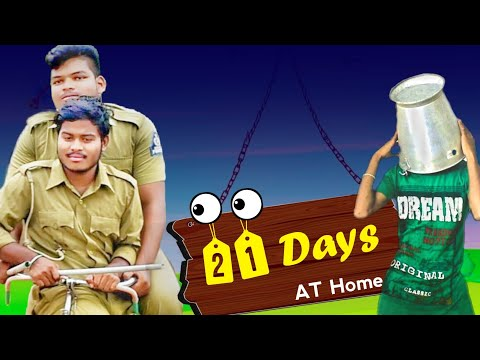 21 Days Stay At Home G News Odia
