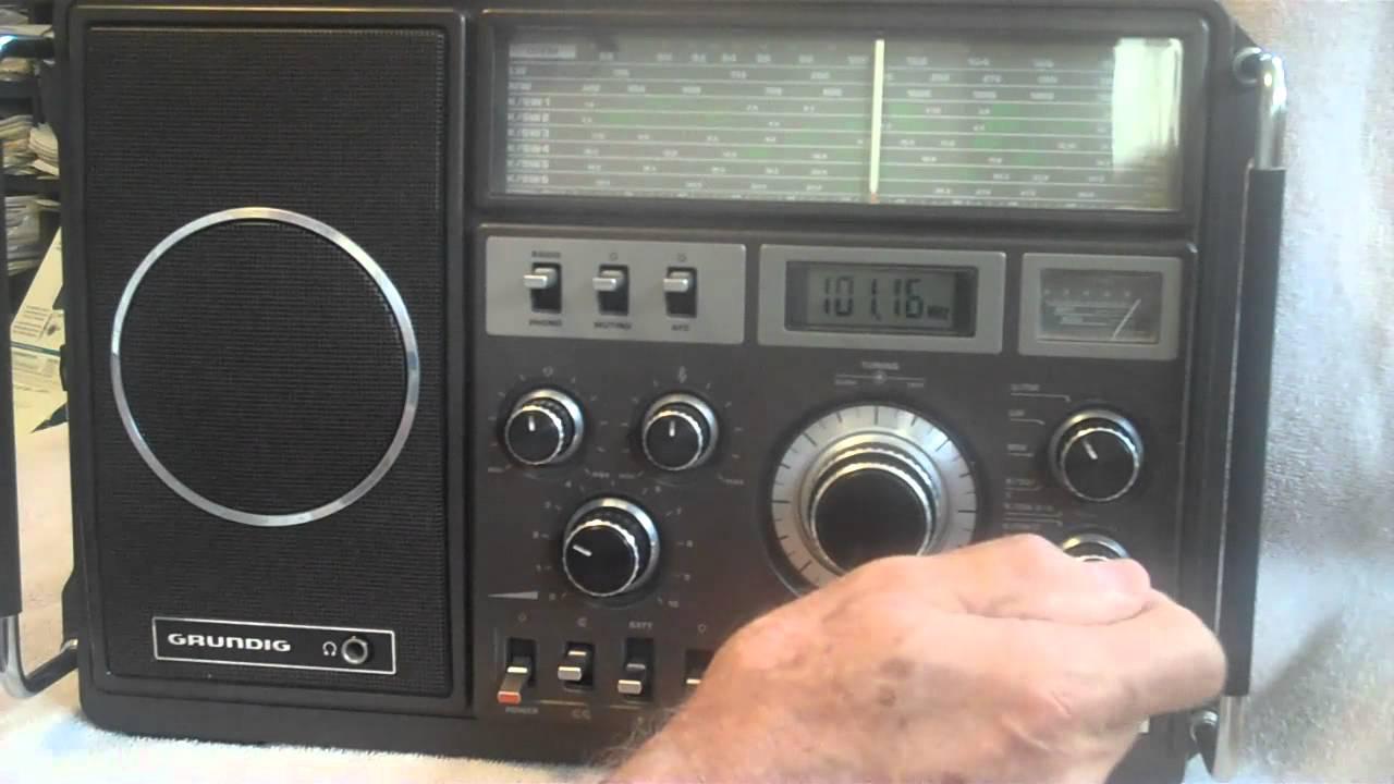 grundig satellit 1400 sl professional youtube rh youtube com Grundig S350 Field Radio grundig s350dl service manual