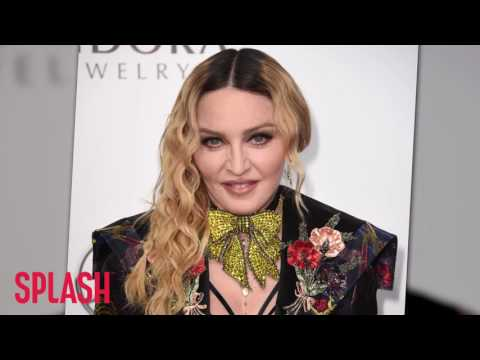 Madonna Believes President Donald Trump Was Elected For a Reason | Splash News TV