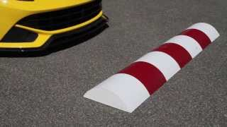 Ferrari F12 hydraulic lift system by Novitec Rosso
