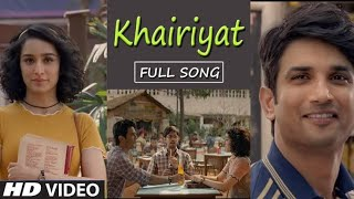 khairiyat pucho mp3 song