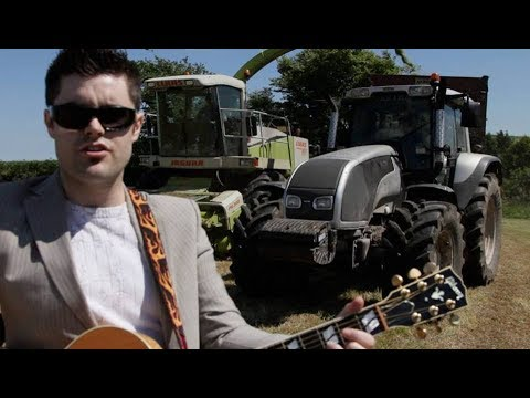 The Silage and Maize Song Music Video (Official) By Michael Kennedy