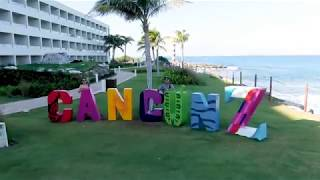 [칸쿤 신혼여행] 멕시코 리조트 칸쿤 하얏트지바 드론 …