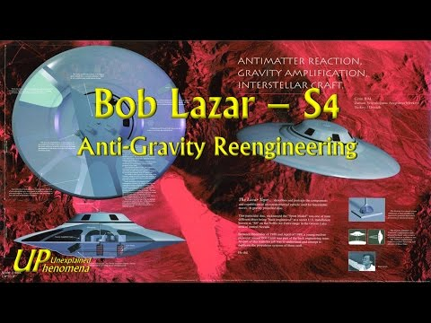 Bob Lazar - S4 - Anti-Gravity Reengineering