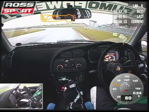 Ross Sport Evo  Snetterton Wet 221114 Quaife QKE6U  YouTube