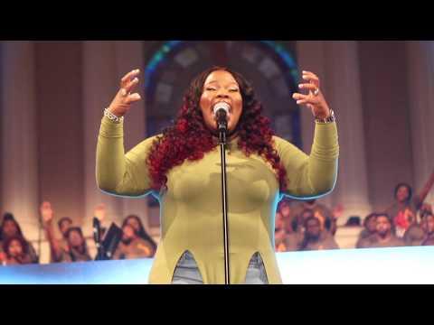 Tasha Cobbs Leonard - Heart Passion Pursuit Album Release RECAP