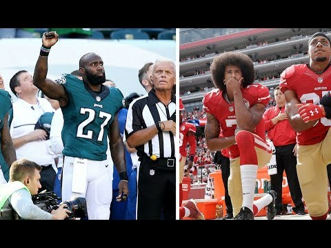 Eagles S Malcolm Jenkins on why no one has signed QB Colin Kaepernick