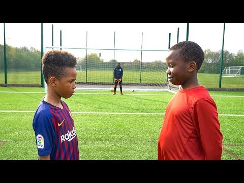 Download Big Kid THREATENS to BULLY ME OFF THE BALL!!