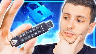 Should You Get an Encrypted USB Drive?