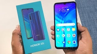 Honor 20i Unboxing & Full Review | Triple AI Camera Test
