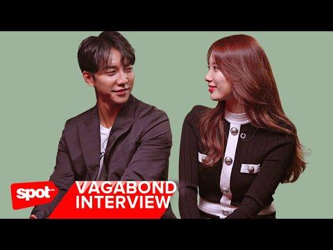 Lee Seung-gi and Suzy Talk Vagabond with SPOT.ph