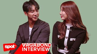 Lee Seung-gi and Suzy Talk Vagabond with SPOT.ph