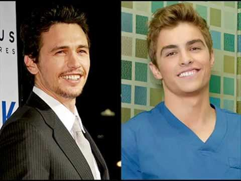 Franco Brothers: who's hotter? James or Dave? - YouTube