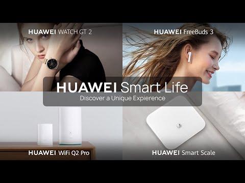 HUAWEI Seamless AI Life