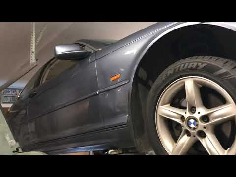Rattling Sound After An Oil Change On BMW 323ci ~ FREE Info