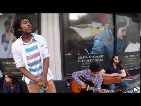Street Music - Downtown New Bedford