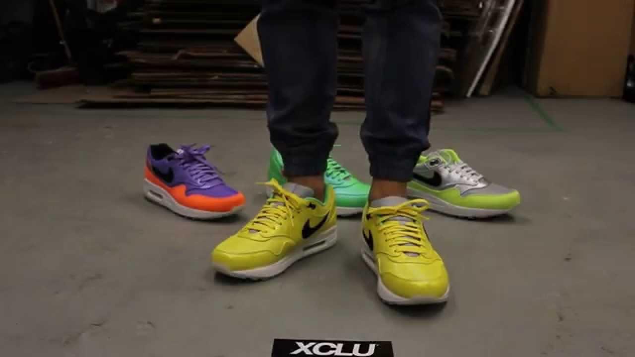 21c053a77 Nike Air Max 1 FB Mercurial Pack