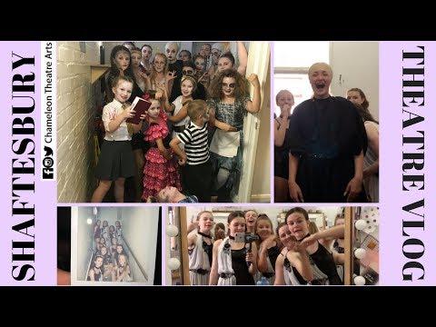 Shaftesbury Theatre Performance Vlog