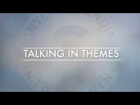 Talking in Themes with Dennis Franks and Jim Winkler