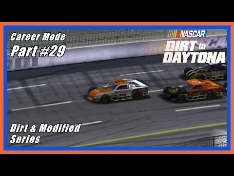 (To The Lead!) NASCAR Dirt To Daytona Career Mode Part #29
