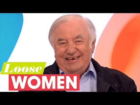Jimmy Tarbuck Shares Funny Anecdotes About Sir Bruce Forsyth | Loose Women