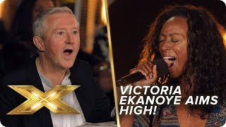 Victoria Ekanoye aims high with a cover of 'House Of The Rising Sun' | X Factor: Celebrity