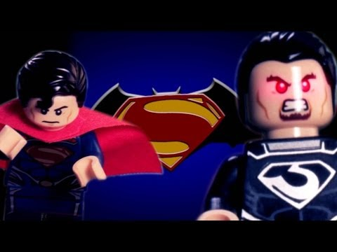 Lego Superman Vs Zod - World