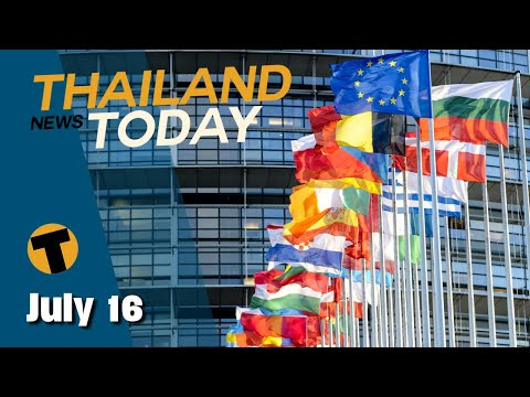 Thailand News Today | EU kicks Thailand off 'green' list, Red Cross buys Moderna, PM back to work