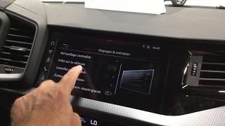 Comment remplacer les essuie- glaces sur la nouvelle Audi  A1