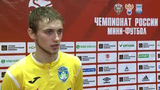 8 тур. Синара - Новая генерация. 7-1. Дмитрий Катанэ