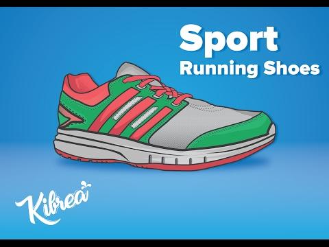 sport-running-shoes-illustration---speed-art