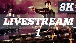 Max Payne 3 8K PC Gameplay | Titan X Pascal 4 Way SLI | LIVESTREAM - No. 1
