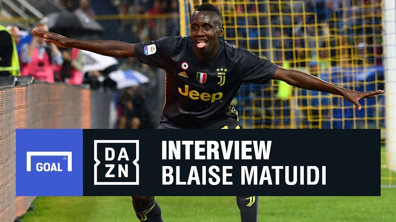 49b46d383f8 Matuidi  Juventus have the best player in the world - YouTube