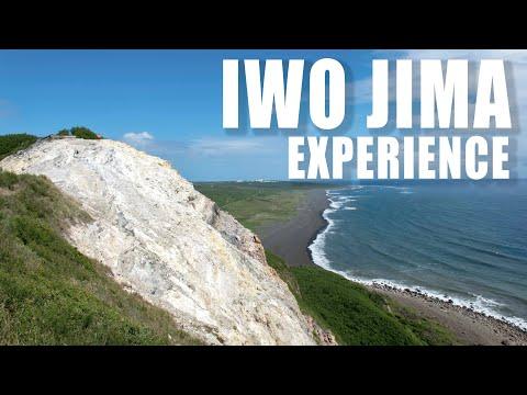 Iwo Jima Tour Experience