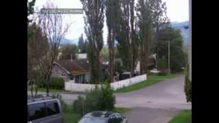 CBC News Report Strange Sounds in Terrace British Columbia August 29th 2013